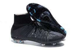 Mercurial Superfly V TF / IC FG Football Intérieur / Extérieur Bottes Vente Chaude Hommes / Femmes / Enfants FG Chaussures De Football CR7 Crampons ? partir de fabricateur