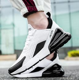 2019 zapato de hombre adulto Zapatillas de deporte de los hombres Zapatillas de deporte para correr al aire libre Zapatillas de deporte de aire respirables Zapatillas de deporte antideslizantes para adultos, antideslizantes y cómodos zapato de hombre adulto baratos
