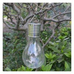 LED chaîne ampoule extérieure énergie solaire cour pelouse lumière créative lampe décorative lumière colorée en gros ? partir de fabricateur