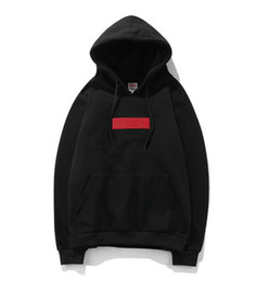 Hoodie de yeezus on-line-YEEZUS Alta qualidade Bordado logotipo homens mulheres hoodies justin bieber eu sinto como pablo XXLHoodie Supremo