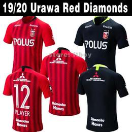 2019 diamantes rojos J League Japan 2019 Urawa Red Diamonds camisetas de fútbol Koroki Fabricio Muto Ewerton Kenyu Sugimoto Shinzo Kashiwagi 19 20 camiseta de fútbol rebajas diamantes rojos