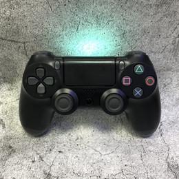 jogo com joystick Desconto Controlador gamepad bluetooth para ps4 gamepad para play station 4 sem fio joystick pc sixaxis controle