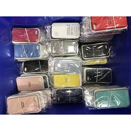 blackberry классический телефон Скидка Оригинальное качество силиконовый чехол для iPhone XS XR XS MAX силиконовый чехол для iphone 8 7 6S 6 Plus розничная упаковка с логотипом