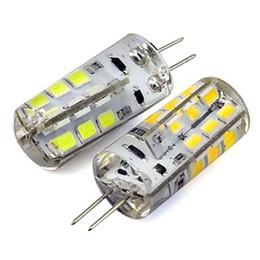 60PCS G4 3W 24 SMD 2835 270 LM Warmweiß Kaltweiß LED Bi-Pin-Beleuchtung 220V-110V von Fabrikanten
