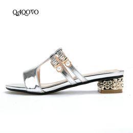 9b806410ea Discount Sexy Gold Sandals Flats | Sexy Gold Sandals Flats 2019 on ...
