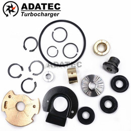 Kit de reparo turbo on-line-HE551V HE551VE Turbo Repair Kit 4046962 3768271 Turbine Reconstruir Peças 4.955.305 4.955.306 3.768.270 Para Cummins ISX