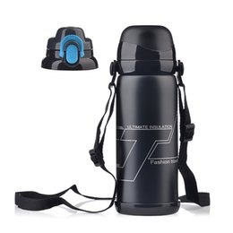 2019 bottiglie d'acqua backpacking Thermos thermos da 800ml Thermos Thermos Thermos Tea Thermos Thermos Thermocup Outdoor Coffee Sport Cup