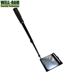 bodensuche metalldetektor Rabatt Leichtgewichtler Super klar unter Fahrzeug Inspektionsspiegel 30cm unter Fahrzeug Inspektionsspiegel mit klappbaren Bar