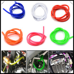 fuel oil hoses Coupons - Motorcycle accessories Fuel Gas Oil Tube Hose Line Rubber Petrol Pipe for YAMAHA YZ80 85 YZ 125 250 YZ 250F 426F 450F 250X