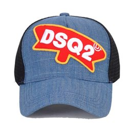 2019 sombreros red ajustables nuevo verano transpirable sombrilla gorro de algodón bordado gorra de béisbol de malla ajustable exterior Hip Hop desde fabricantes