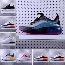 NIKE air max Yeni Varış Dia Se Siyah Pembe Kadın Erkek Tasarımcı için Koşu Ayakkabıları kırmızı Gri Dias Se Racer Bayan erkek Spor Sneakers Boyutu 36-45 nereden