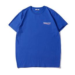 Canada 2019 Summer Paris Fan nouvelle marque Mens t-shirt B Lettre imprimer mens top T-shirts Casual Femmes Tee T-shirt Offre