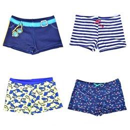 купальный костюм infantil Скидка Kids Infantil Детская рыба Печатные плавки для мальчиков, купальники Пляжные плавки, детский детский купальник, купальный костюм