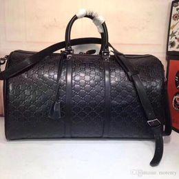 Sacola de ombro individual on-line-Homens e mulheres geral ombro único straddle bag, grande saco de compras, produção de couro, couro único saco de ombro / 206500