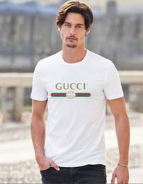 091065381 Discount alexander wang - Newest 2019 men women casual fashion brand summer t  shirt unisex short
