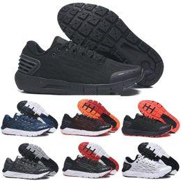 Streetwear sneakers online-2019 MEN Charged Rogue Wide 2E Sport-Laufschuhe für Herren Stiefel, Streetwear, Trainer Designer-Sportschuhe, Trainings-Turnschuhe Wanderschuhe