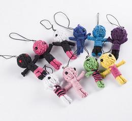 6 adet Birçok Stil Voodoo Doll Anahtarlıklar Küçük Voodoo Bebekler Aksesuarları Çocuk Hediyeler Için nereden 15 bebek tedarikçiler