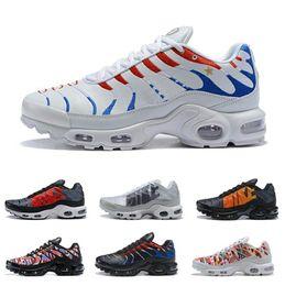 3b7c5e0a6d6c8 Mercurial TN Plus Mens Scarpe da corsa Uomo Casual Coppa del Mondo Sneakers  Donna Multicolor Sport Outdoor Economici Escursioni Jogging Scarpe da  passeggio ...