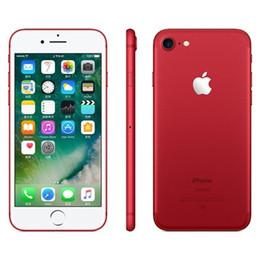 Noyau déverrouillé pour Apple iPhone 7 4G LTE Quad core 4.7inch 12MP 2G RAM 32G / 128G / 256G ROM sans téléphone Touch ID remis à neuf ? partir de fabricateur