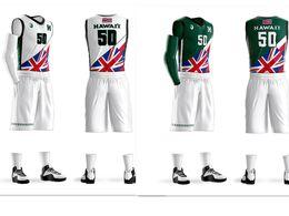 4e82117a558 mens Kids Basketball Jerseys Sets Uniforms kits custom Child Sports clothes  Breathable Youth sports running jersey shirts shorts