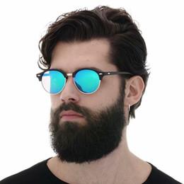 ciclo óculos preto amarelo Desconto Piloto de alta qualidade designer de moda óculos de sol para homens e mulheres marca esporte do vintage óculos de sol com caixa e caixa