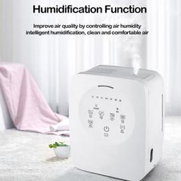 ambientador de habitación Rebajas JP016 Mini purificador de aire Hogar Oficina de escritorio Purificador de aire Purificación de humidificación de habitación DC24V Iones negativos Ambientador