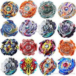 beyblade plastic fusion Promo Codes - 10PCS Beyblades Burst Toys Without Launcher Arena Beyblade Toupie Bayblade Metal Fusion Avec Lanceur God Spinning Top Spinners Bey Blade Toy