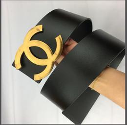 cintura internazionale Sconti nuovo stile Accessori moda Cintura donna in pelle di marca internazionale semplice cintura joker di grandi dimensioni moda casual La grande cintura