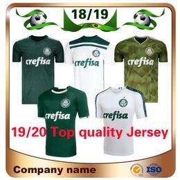 clube Desconto 2019 Palmeiras   10 MOISES camisa de futebol 19 20 Casa  verde   df504f84c170e