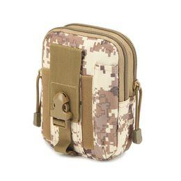 Kleine wasserdichte taillenpackung online-Tactical Hüfttasche 800D Wasserdichte Gürteltasche Outdoor-Sport Kleine Taschen-Wallet Lauftasche Camping-Beutel-Spielraum-Werkzeug