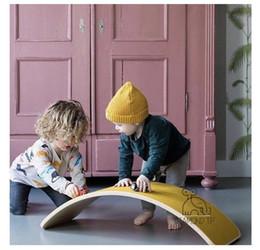 Gangorra de crianças Quadro de Fitness Quadro de Equilíbrio Quadro de Ioga Crianças Mobiliário instalações de entretenimento adereços fotográficos Instalações pré-escolares de Fornecedores de brinquedo educacional de desmontagem