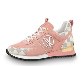 Cunei di scarpe da corsa online-Novità 1a4xn0 Away Sneaker Run Away Sneaker Donna che corre Ballerine Sneakers Scarpe Mocassini Espadrillas Zeppe Scarpe eleganti Stivali