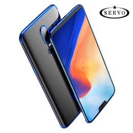 Capa traseira oneplus on-line-Servo Soft Plating Caso de Telefone Oneplus 5 Um mais 5 T 6 6 T Oneplus 7 7Pro Capa de Volta caso
