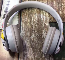 casque q7 Promotion bluetooth casque sans fil sol3 édition spéciale mick-y Koala studio casque avec micro Gaming Headset cadeau pour les enfants pour l'expédition de baisse