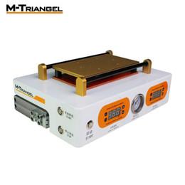 máquina de bolha para lcd Desconto M-Triangel 7 Screen Machine polegadas reparar reparo LCD Reparação Separator Máquina Telefone Ferramentas Tela da bolha Remove