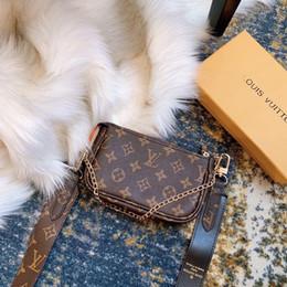 Pendentif 13 en Ligne-Marque de mode haut de gamme dames sac méthode chien suspendus pendentif porte-clés ornements 13 * 5 * 12cm sac à bandoulière chaîne d'épaule tissu original 14cm