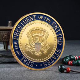 2020 Donald Trump Amerika Büyük Hatıra Para Tutmak Amerikan Başkanı Avatar Avatar Altın Paraları Gümüş Rozet Metal Zanaat Koleksiyonu Cumhuriyetçi nereden