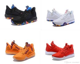 wholesale dealer d28fd b1b42 Mens KD trey 6 basketball shoes for sale MVP BHM colorful black white gold Kevin  Durant Vi kids boots sneakers with original box