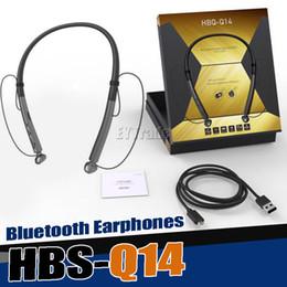 2019 шумоподавляющие наушники bluetooth Q14 беспроводные наушники водонепроницаемые спортивные Bluetooth-наушники легкий шейный гарнитура с микрофоном шумоподавления дешево шумоподавляющие наушники bluetooth