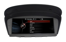 2019 rastreador global por atacado Zhuohan 8,8 polegadas HD Android Car DVD Player para BMW5 E60 E61 E63 E64 com Bluetooth GPS (AD-H8806-2)