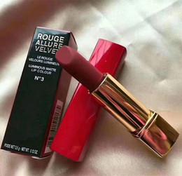 2019 maquiagem saudável HOT marca de maquiagem Maquiagem Matte Lipstick 5 cores Rouge um lèvre Lip Gloss Lipgloss maquillage Kit Fast Shipping