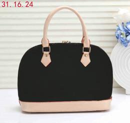 75d441ac291 fame Designer embossed tote Handbags Purses Ladies shell Handbag Leather  Shoulder Tote Bag Cheap Womens Shell Handbags Sale Hand bag