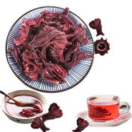 flor rosa china Rebajas Roselle Tea Rose Luoshen Flower Tea China Yunnan Flor seca Hojas de té Sour Plum Soup Rose