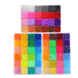 perline di hama Sconti 500 g / pacco 2.6 MM colorful HIGHGRADE hama perline perler perline hama fusibile perline per bambini giocattoli educativi fai da te puzzle colore osservazioni