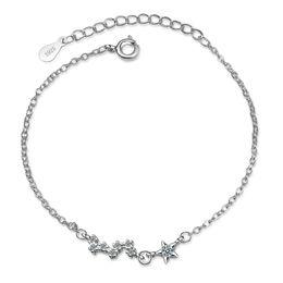 schöne silberne armbänder für mädchen Rabatt SL098 Armbänder Fit Knöpfe Silber Schmuck Mädchen Mode Armbänder Hummer Schnalle schönen Stern und Pflaumenblüte