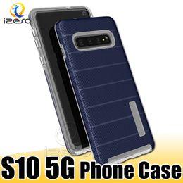 tampa do telefone samsung j7 Desconto Para samsung nota 10 plus híbrido armadura telefone case 2 em 1 celular tampa traseira para galaxy j3 j4 j6 j7 2018 izeso