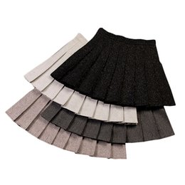d5f4f7c55 Woolen Pleated Mini Skirt Online | Woolen Pleated Mini Skirt Online ...