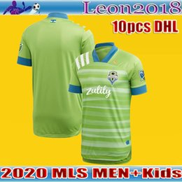 torres soccer jerseys Coupons - NEW 2020 Seattle Sounders FC Away Soccer Jerseys 20 21 Home RUIDIAZ MORRIS DEMPSEY TORRES Football jersey Shirt