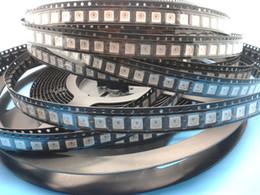 2019 montagem de superfície led diodo Chip de LED WS2812B, 5050 SMD RGB LED com WS2811 IC incorporado; 1000 pçs / saco; nova versão, cores SMD5050 com apenas 4 pinos