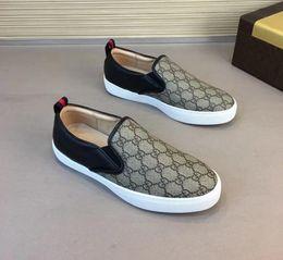 2019 gli stili dei pattini maschii Stile europeo in vera pelle Moda scarpe da uomo per il tempo libero classico modello maschile scarpe casual guida scarpe da lavoro dh2a4 gli stili dei pattini maschii economici